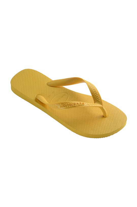 żółty Havaianas - Japonki