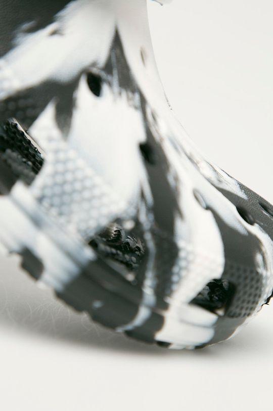 bílá Crocs - Pantofle