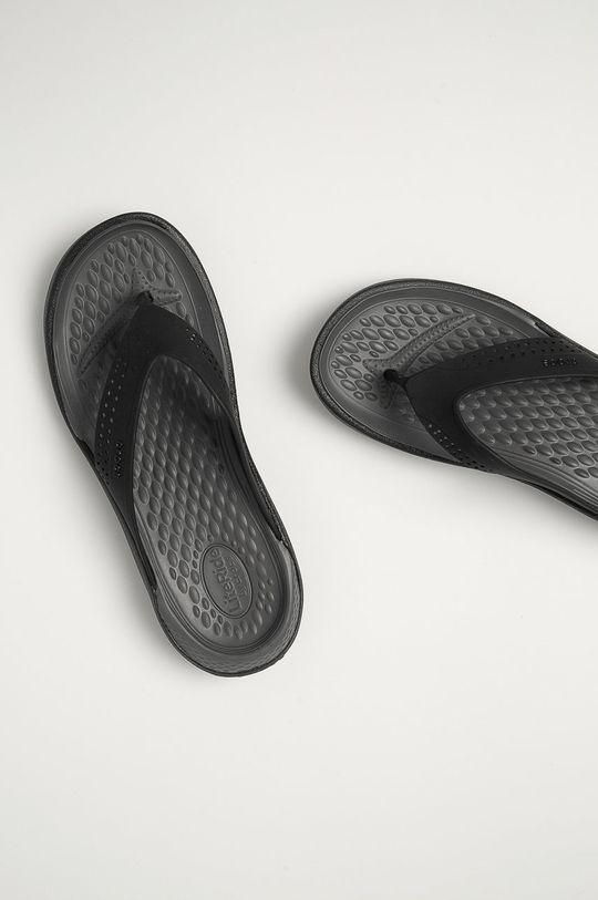 černá Crocs - Žabky