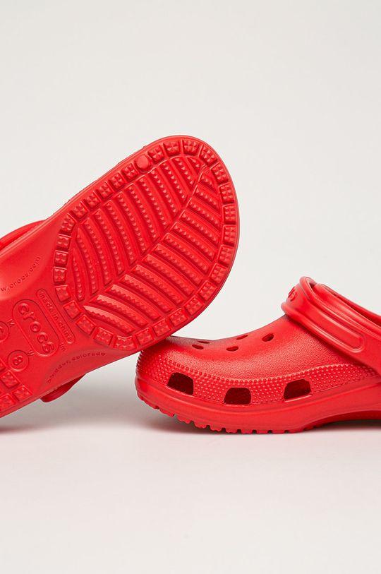 czerwony Crocs - Klapki