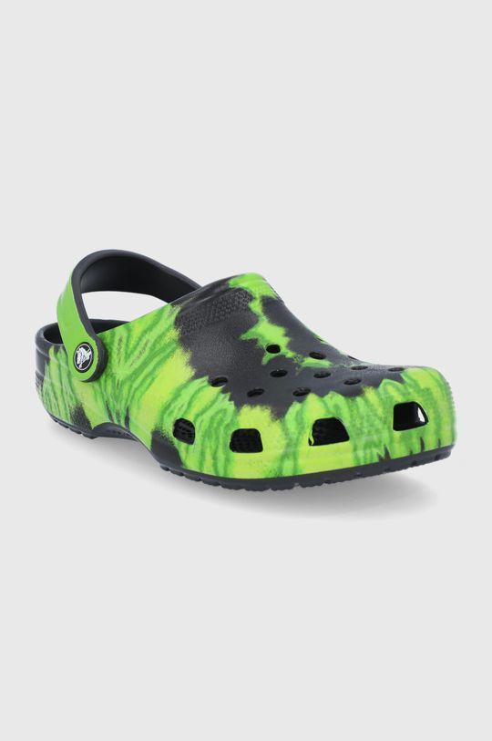 Crocs - Klapki czarny