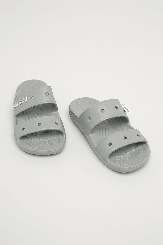Crocs - Klapki jasny szary