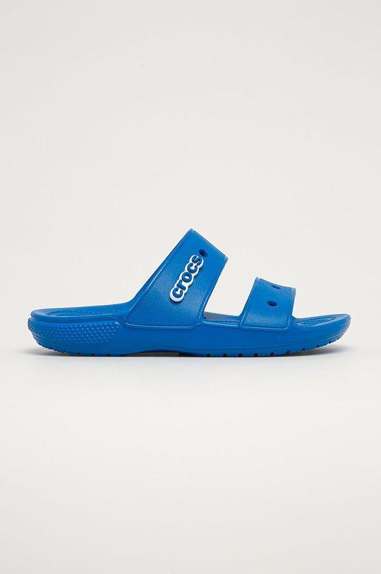 niebieski Crocs - Klapki Unisex