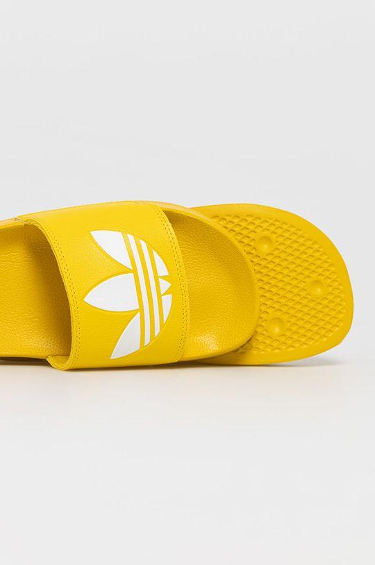 adidas Originals - Klapki Adilette Lite Cholewka: Materiał syntetyczny, Wnętrze: Materiał syntetyczny, Materiał tekstylny, Podeszwa: Materiał syntetyczny