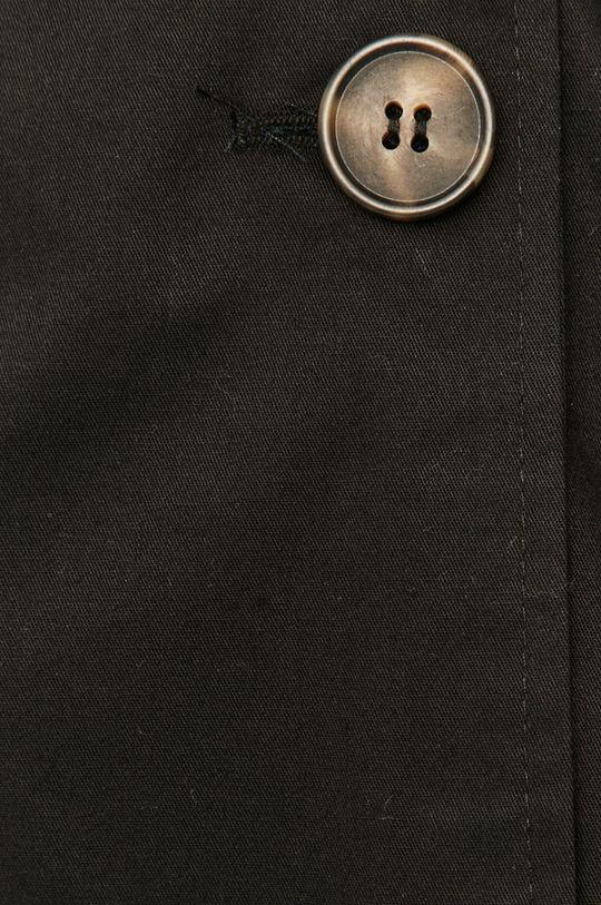 čierna Vero Moda - Trenčkot