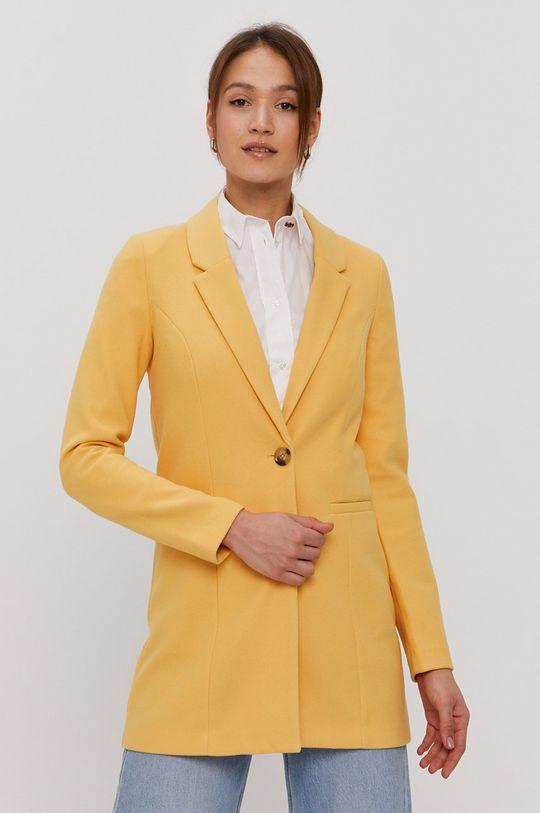 jasny żółty Vero Moda - Płaszcz Damski