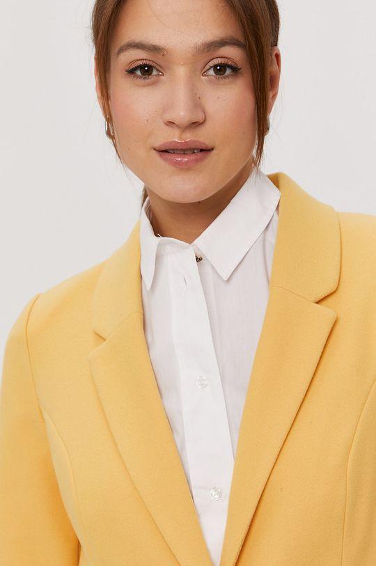 jasny żółty Vero Moda - Płaszcz