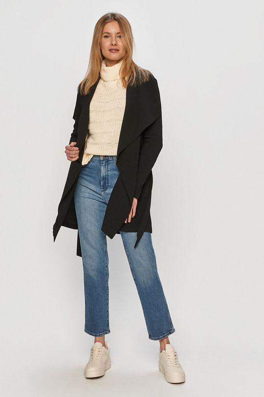 Only - Kabát čierna