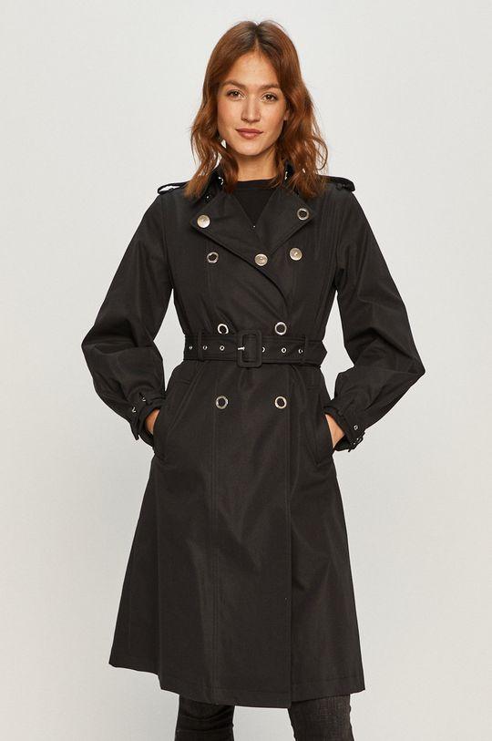 černá Guess - Trench kabát Dámský