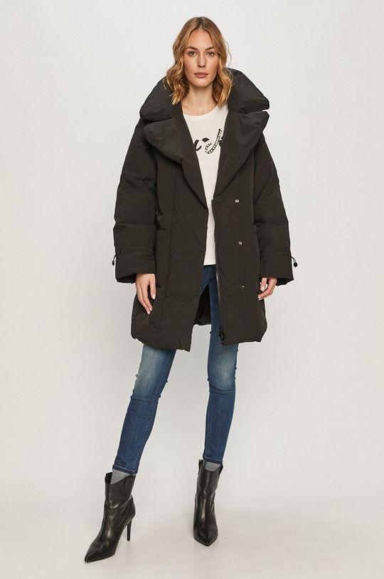 Miss Sixty - Péřová bunda černá