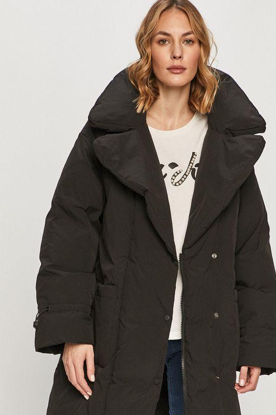 černá Miss Sixty - Péřová bunda