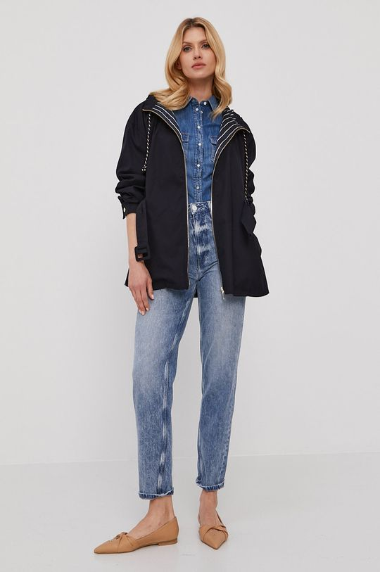Liu Jo - Oboustranná bunda  Materiál č. 1: 97% Bavlna, 3% Elastan Materiál č. 2: 100% Polyester