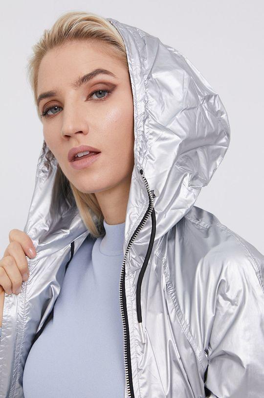 srebrny Karl Lagerfeld - Parka