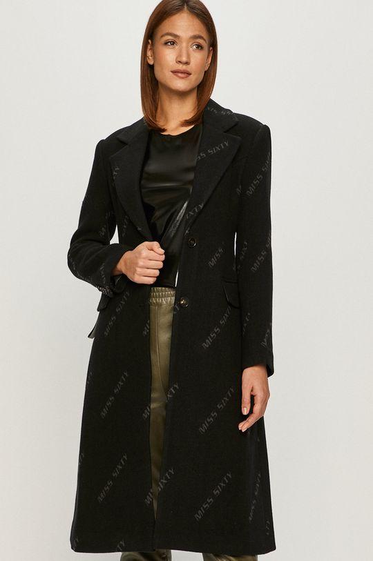 černá Miss Sixty - Kabát Dámský