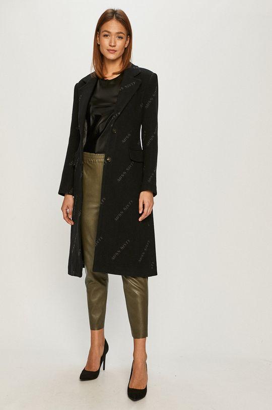 Miss Sixty - Kabát černá