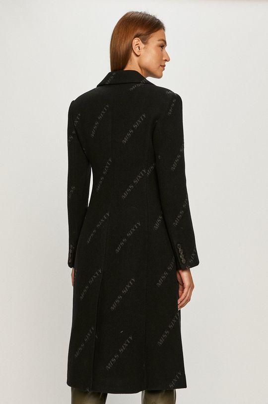 Miss Sixty - Kabát  Podšívka: 55% Polyester, 45% Viskóza Hlavní materiál: 20% Lyocell, 80% Vlna