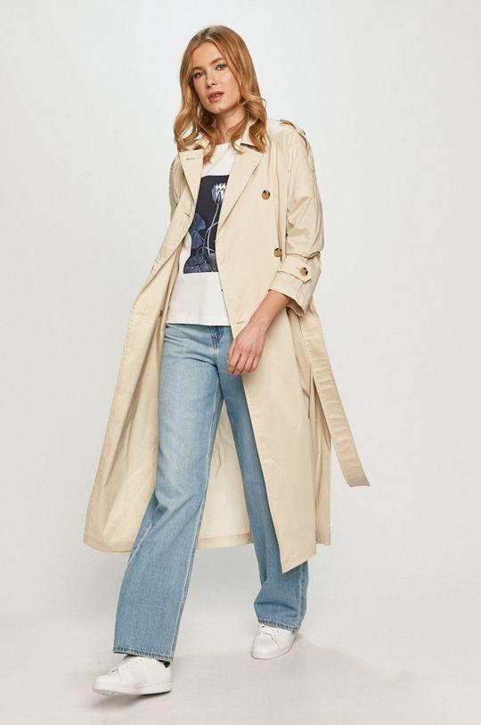 Hugo - Trench kabát tělová