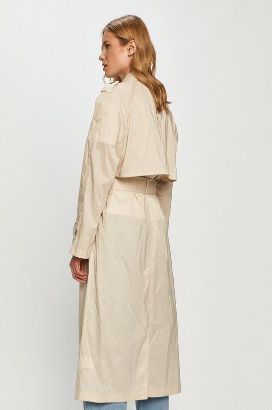 Hugo - Trench kabát  63% Bavlna, 37% Polyester