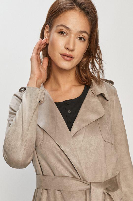 sivá Vero Moda - Kabát