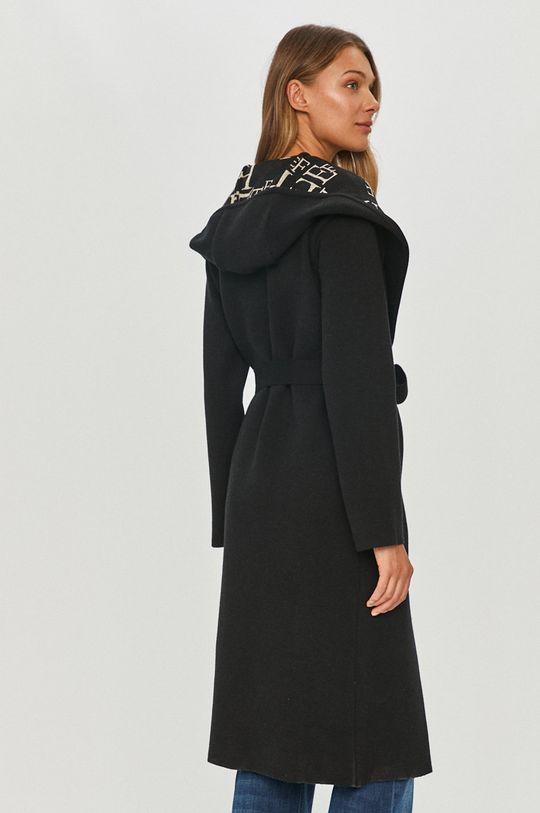 Elisabetta Franchi - Kabát  30% Akryl, 2% Elastan, 20% Polyester, 48% Viskóza
