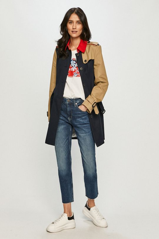 Tommy Hilfiger - Trencz multicolor