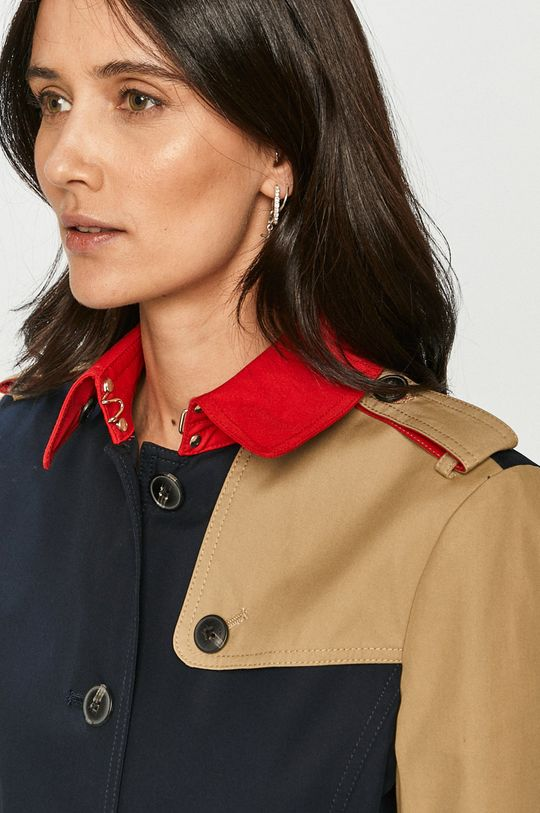 multicolor Tommy Hilfiger - Trencz