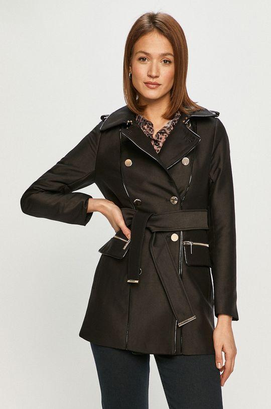 čierna Morgan - Kabát Dámsky