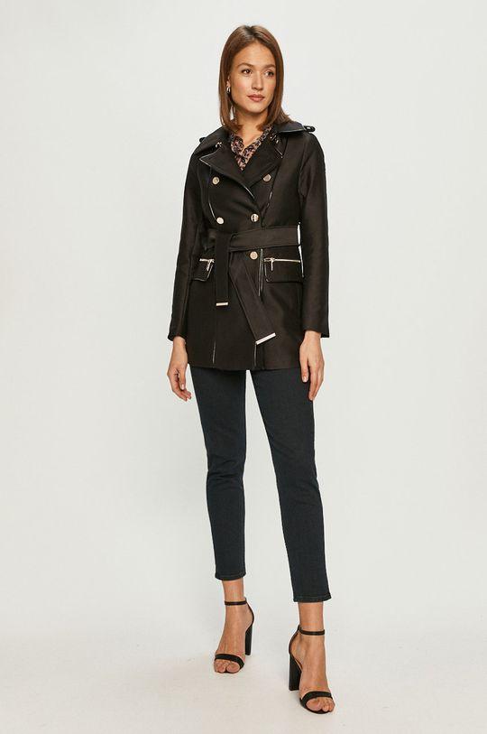 Morgan - Kabát čierna