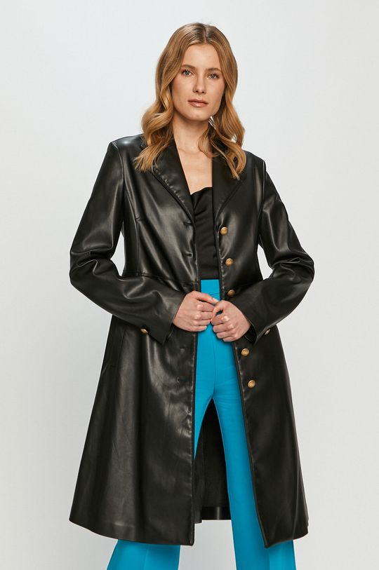 čierna Pinko - Kabát Dámsky