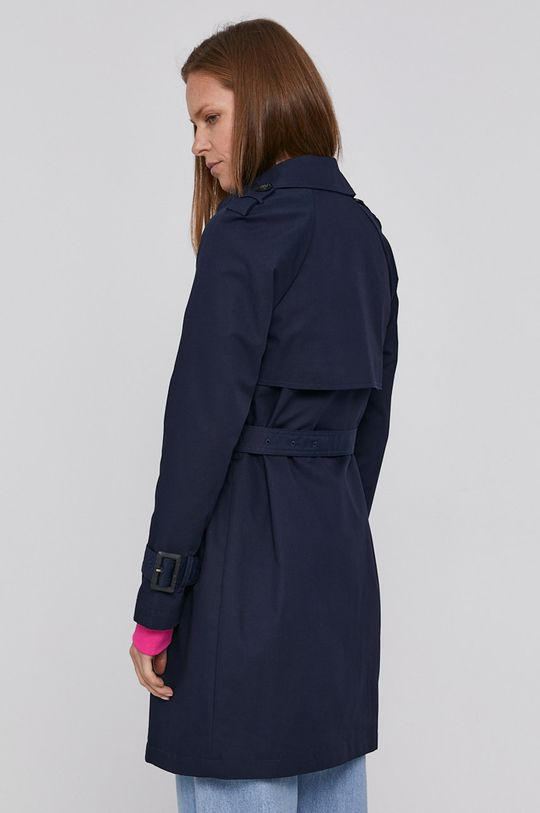 United Colors of Benetton - Trench kabát  64% Bavlna, 36% elastomultiester