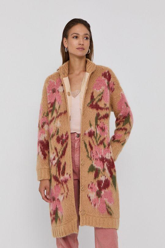 Twinset - Płaszcz multicolor