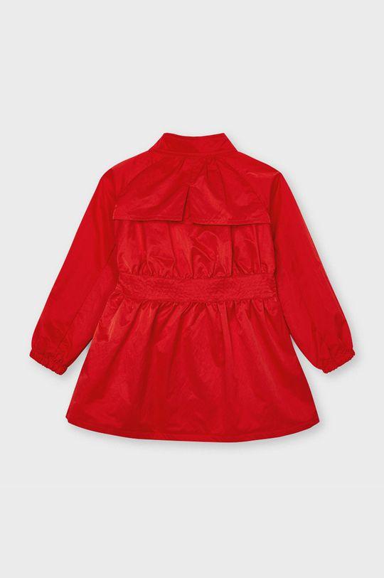 Mayoral - Płaszcz dziecięcy czerwony