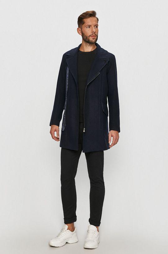 G-Star Raw - Kabát námořnická modř