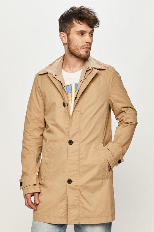 Tom Tailor - Płaszcz piaskowy