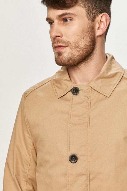 piaskowy Tom Tailor - Płaszcz