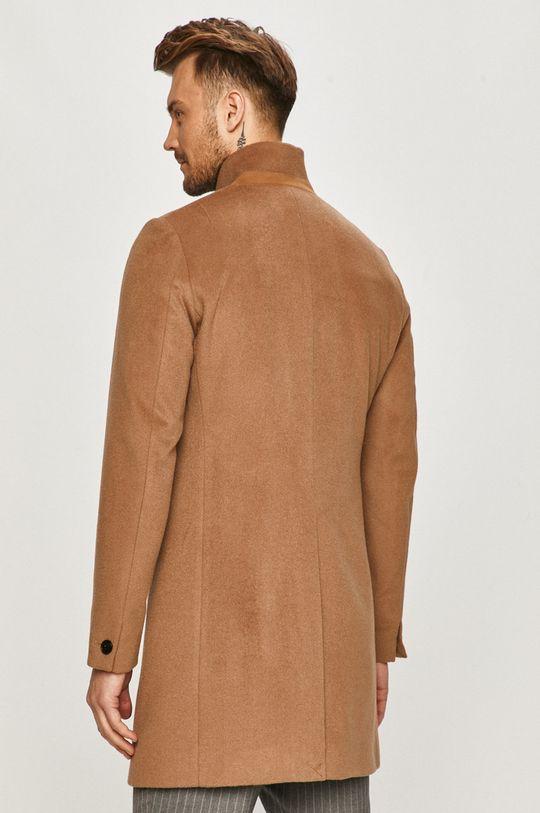 AllSaints - Płaszcz Podszewka: 100 % Poliester, Materiał zasadniczy: 100 % Wełna