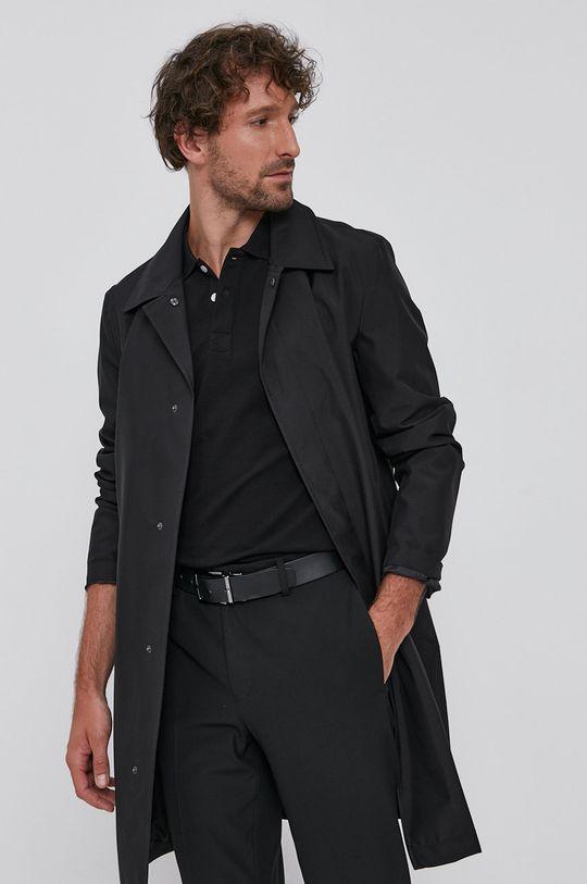 Karl Lagerfeld - Płaszcz czarny