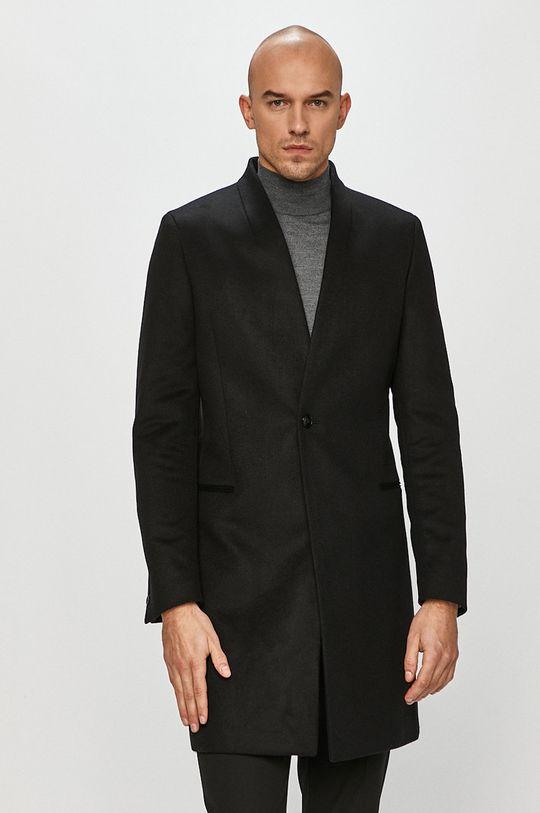 černá Hugo - Kabát Pánský