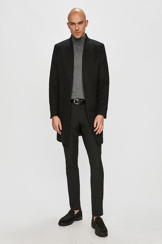 Hugo - Kabát černá