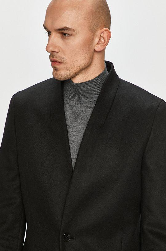 černá Hugo - Kabát
