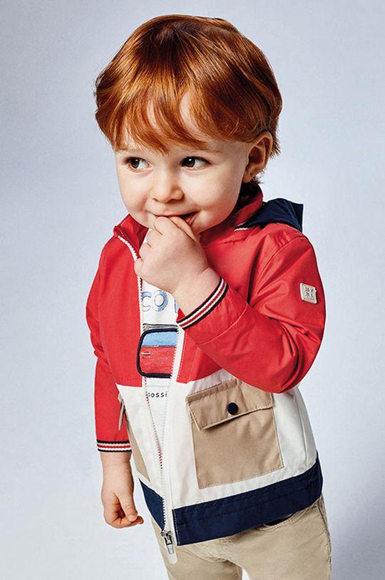 ostry czerwony Mayoral - Kurtka dziecięca 80-98 cm Chłopięcy