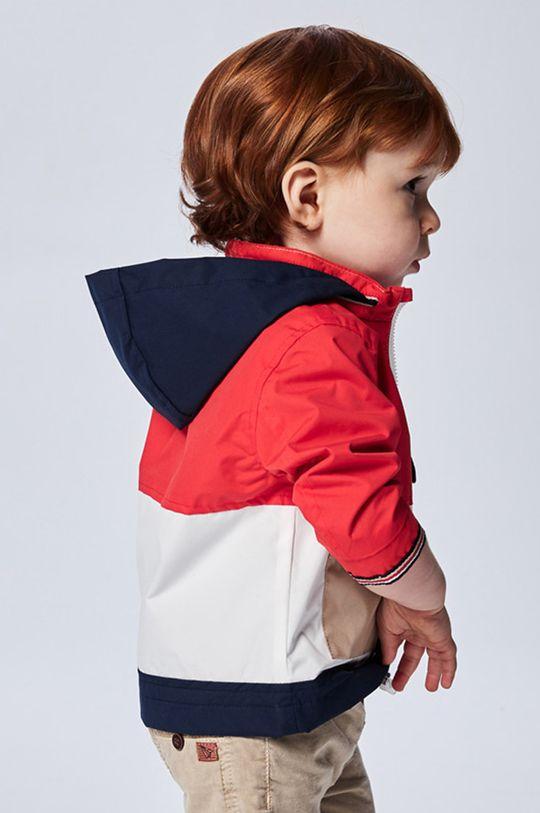 Mayoral - Kurtka dziecięca 80-98 cm ostry czerwony