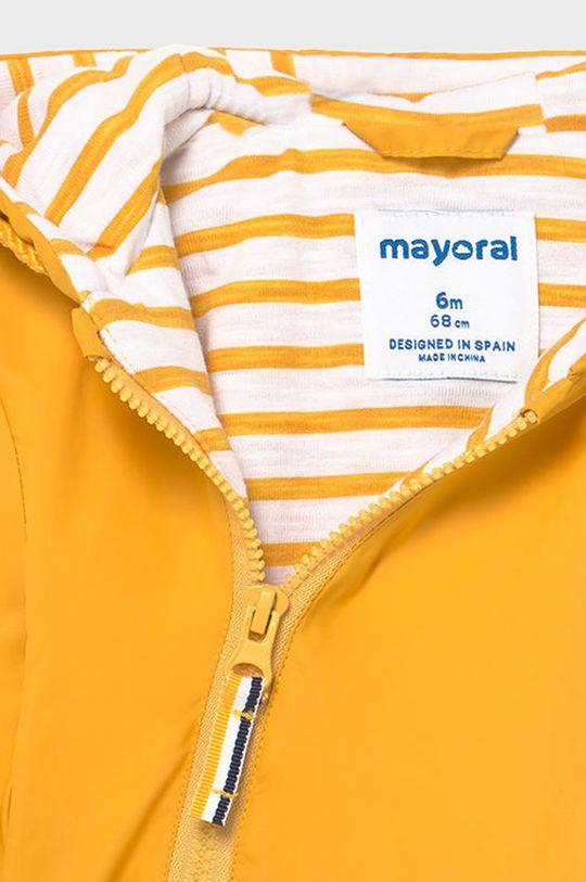 Mayoral - Detská bunda  Podšívka: 60% Bavlna, 40% Polyester Výplň: 100% Polyester Základná látka: 100% Polyester