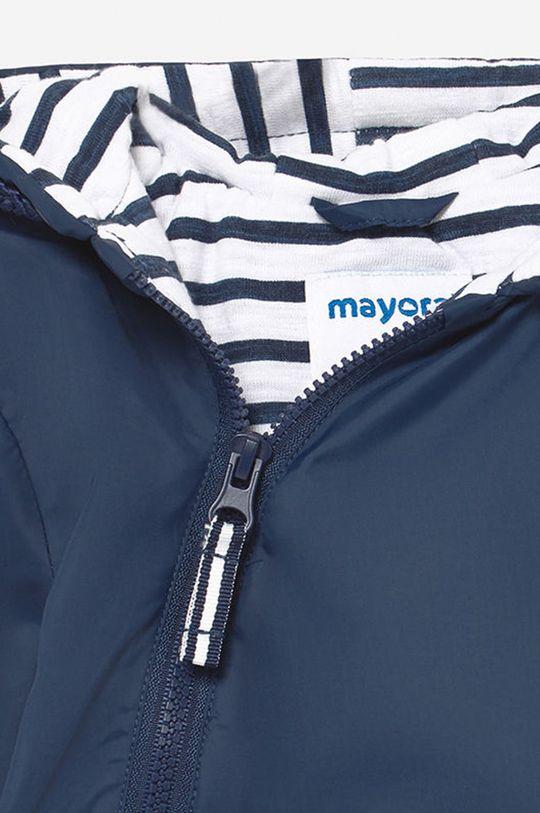 Mayoral - Geaca copii  Captuseala: 60% Bumbac, 40% Poliester  Umplutura: 100% Poliester  Materialul de baza: 100% Poliester
