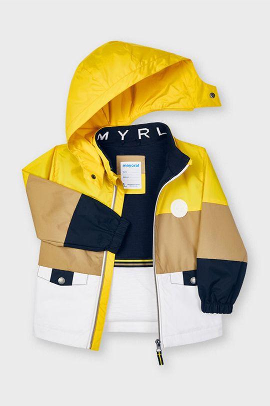 Mayoral - Kurtka dziecięca 92-134 cm żółty
