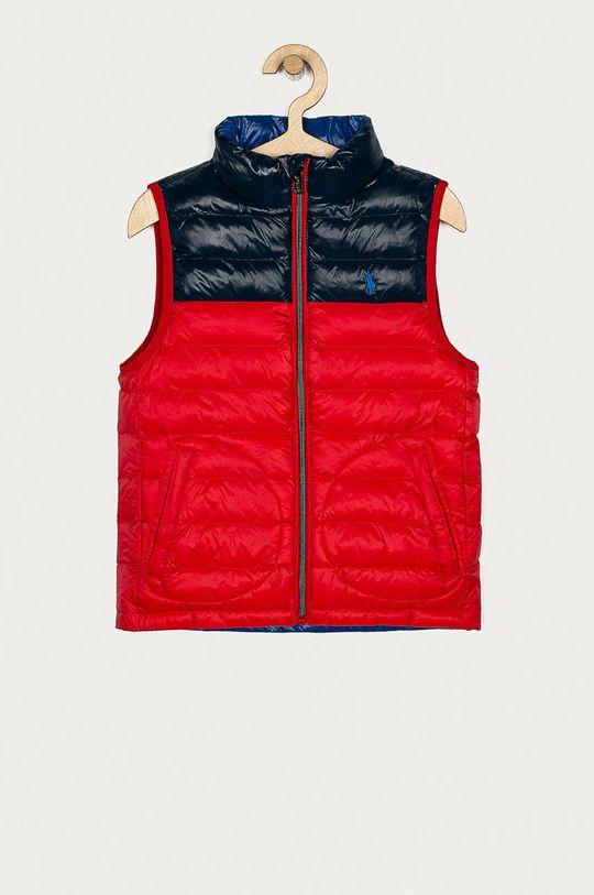 červená Polo Ralph Lauren - Dětská vesta 134-176 cm Chlapecký