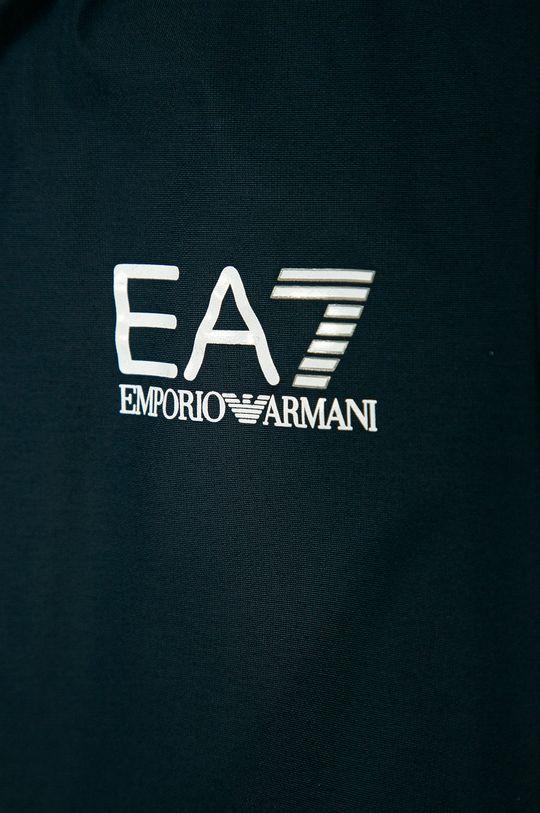 EA7 Emporio Armani - Detská bunda 104-134 cm tmavomodrá