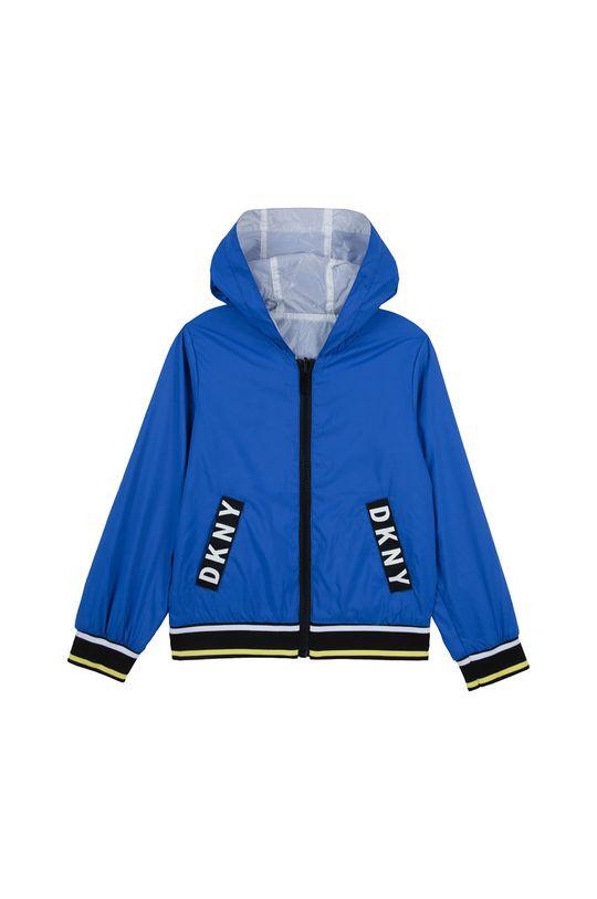 Dkny - Dětská bunda fialová