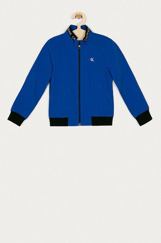 modrá Calvin Klein Jeans - Dětská bunda 104-176 cm Chlapecký