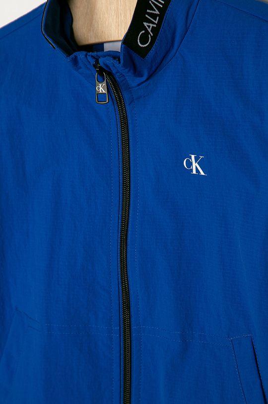 Calvin Klein Jeans - Dětská bunda 104-176 cm modrá